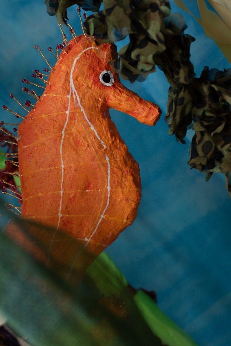 """Ann Carlson - """" Seahorse"""""""