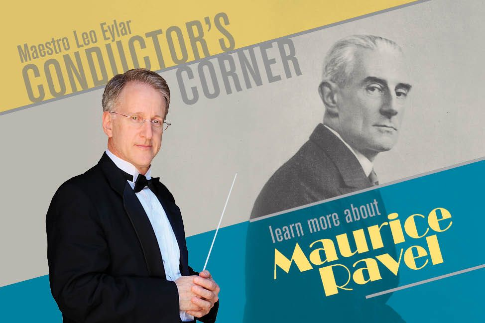 Conductor's Corner: Ravel