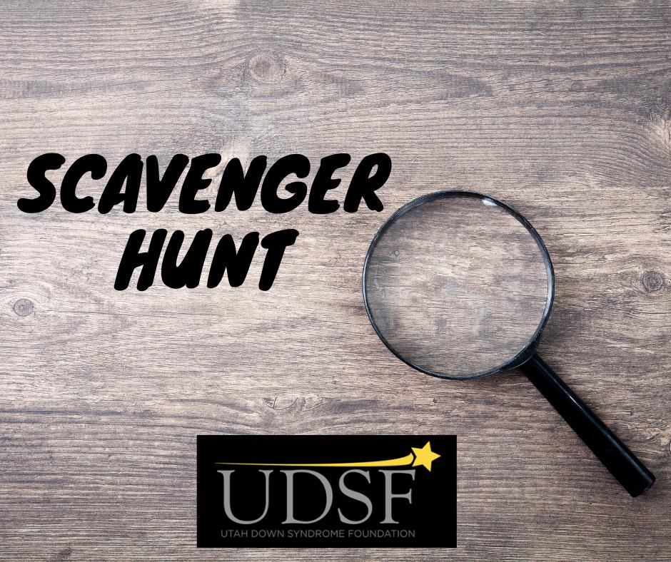 Adult Group Scavenger Hunt