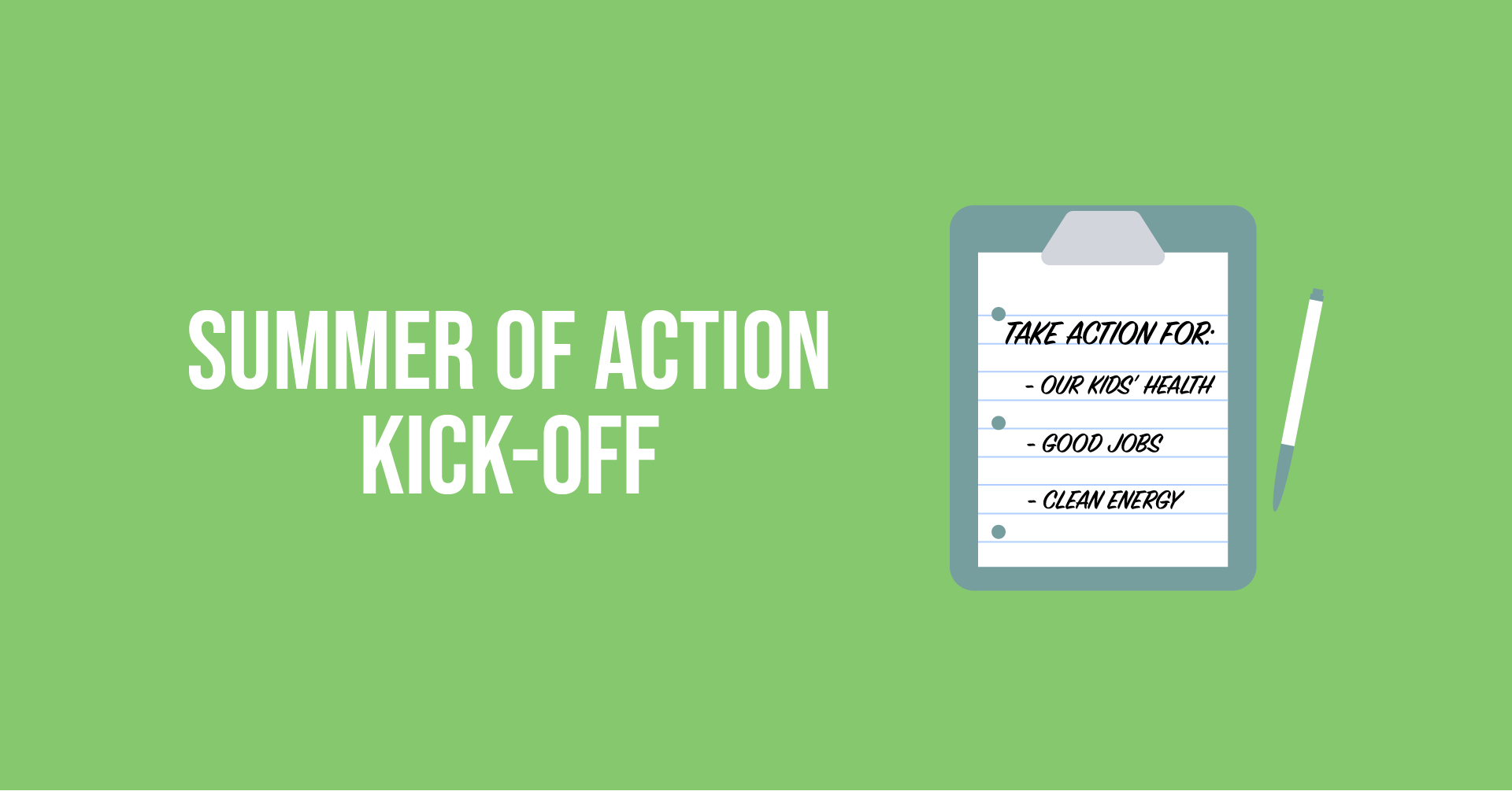 Summer of Action