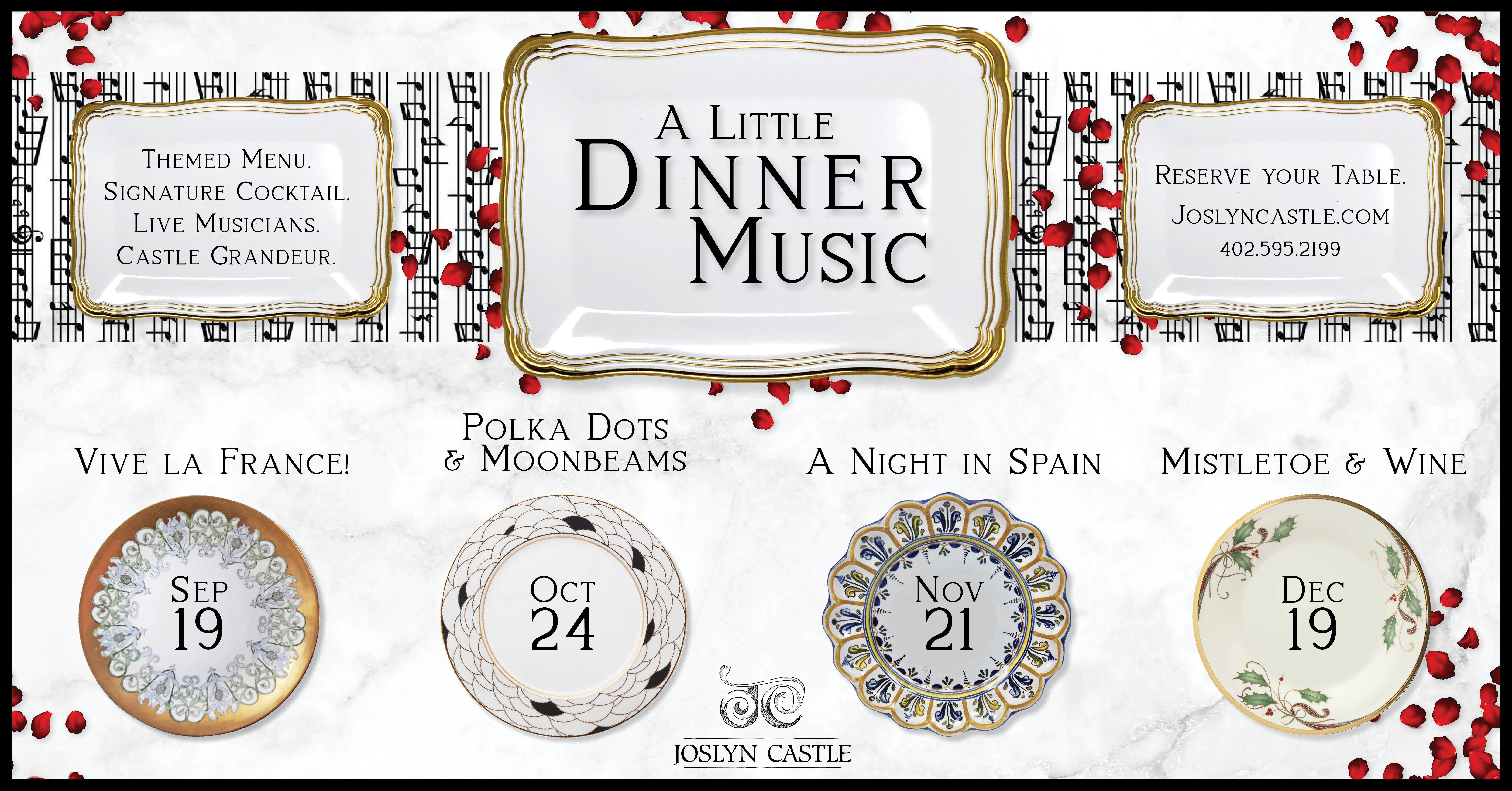 A Little Dinner Music III: A Night In Spain