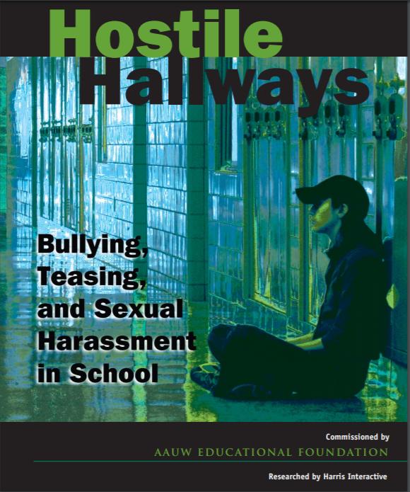 Hostile Hallways: Bullying, Teasing, and Sexual Harassment in School.