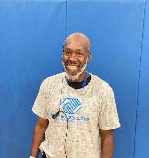 Coach Mike Ingram