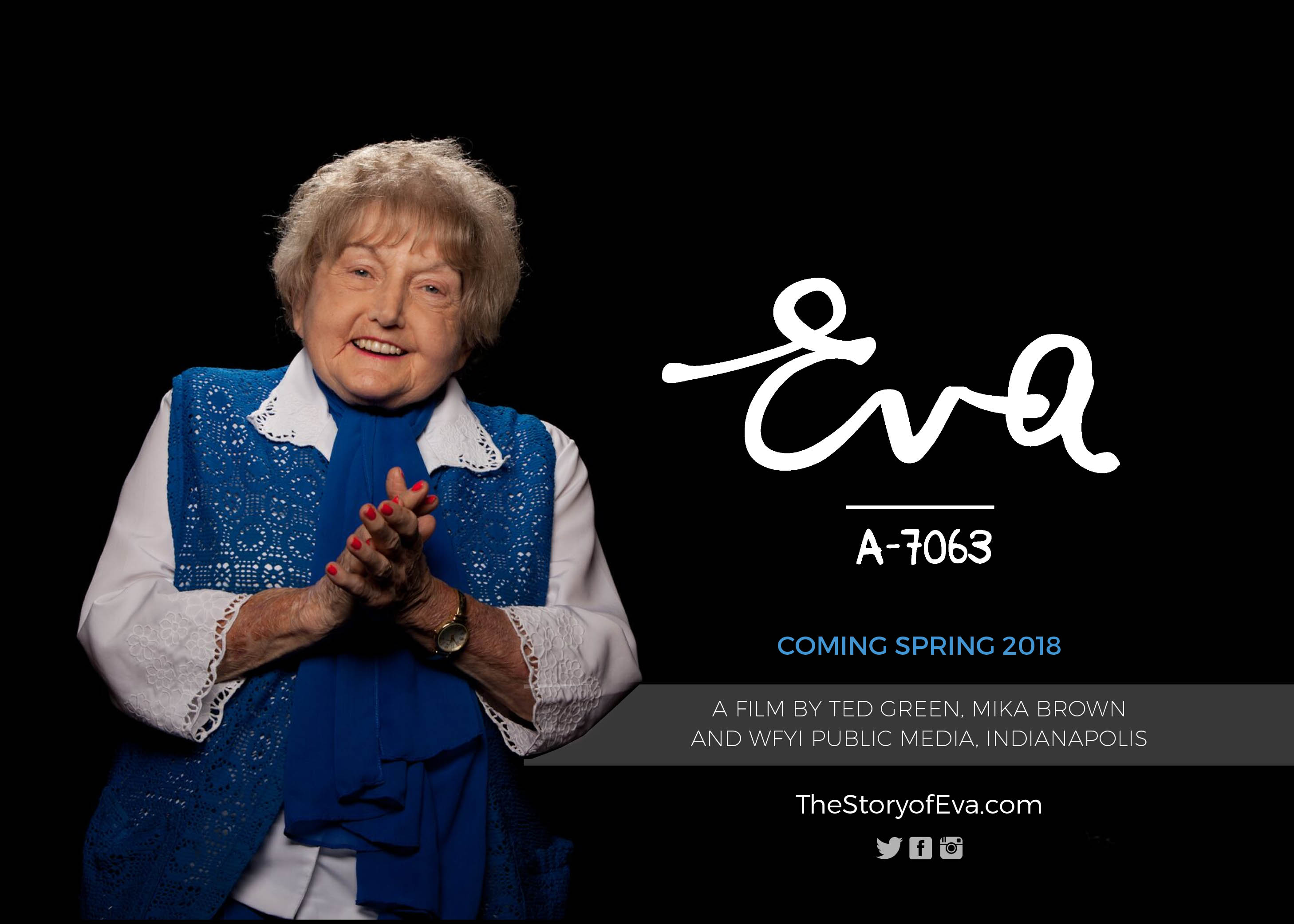 Eva Documentary coming in April 2018