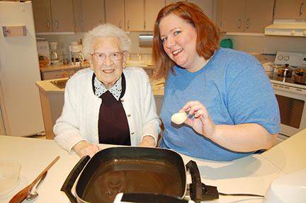 Reflection for Sister Rose Schweitzer - Vigil Service November 5, 2014
