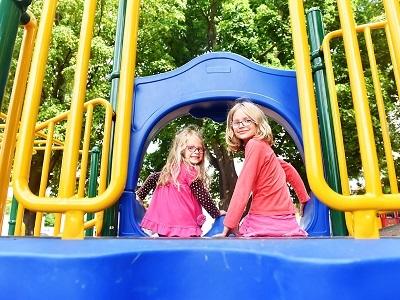 Mapleton playground