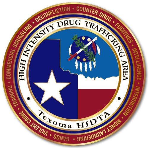 Texoma HIDTA Training With Director Lance Sumpter
