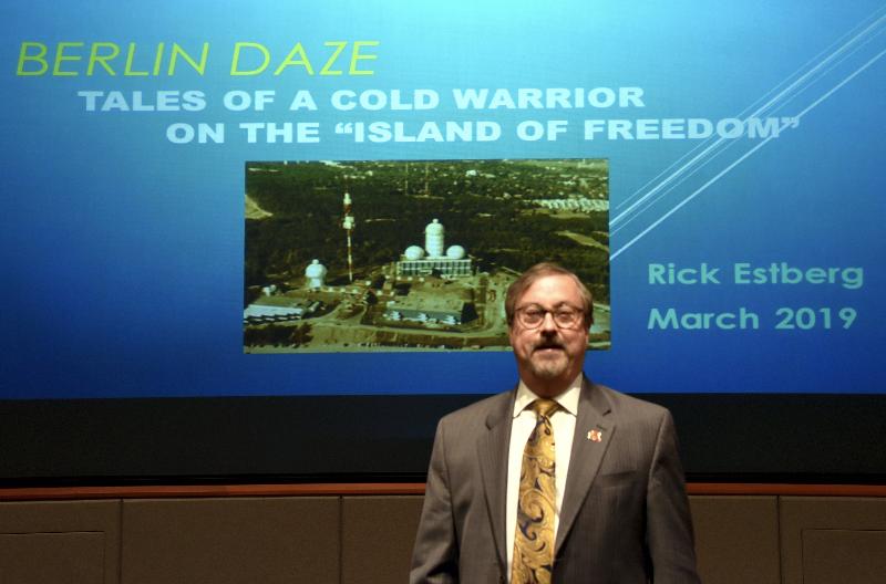 Mr. Rick Estberg - Presentation for 2019 NCMF Spring Program