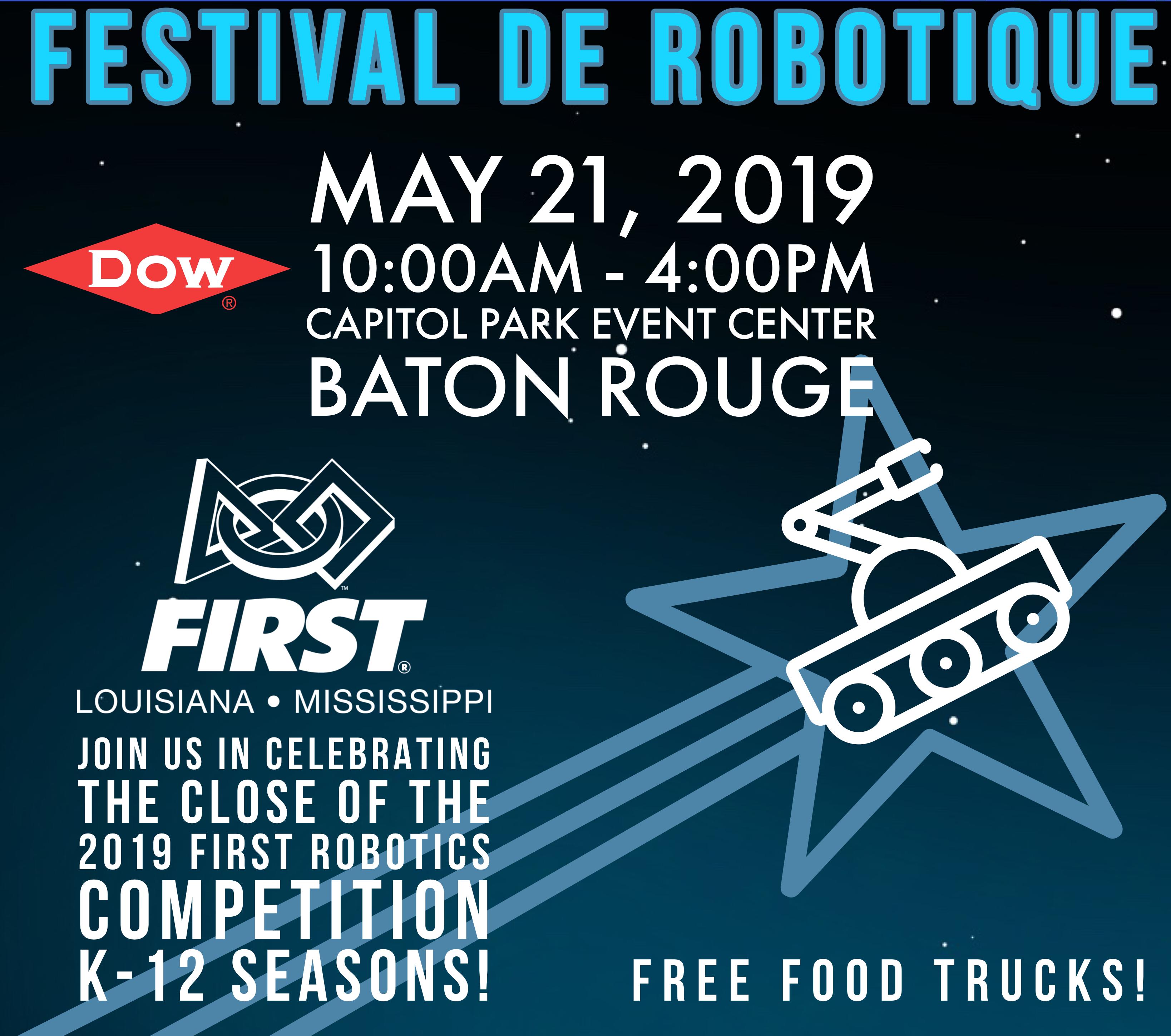 3rd Annual Festival de Robotique