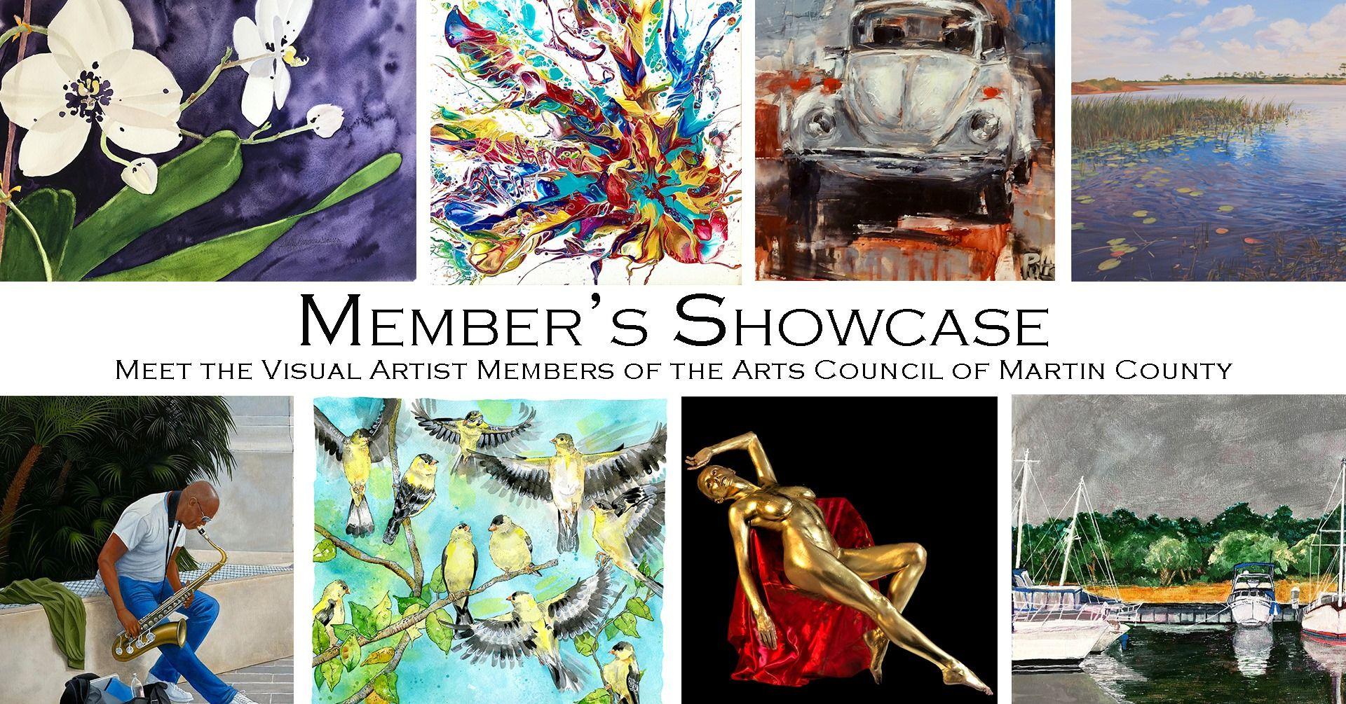 Members Showcase Virtual Exhibition