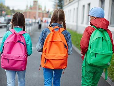 Ansiedad al regresar a la escuela