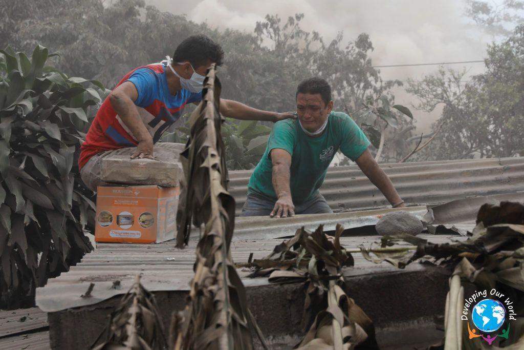 Sending Volunteers to Help the Victims of Natural Disasters
