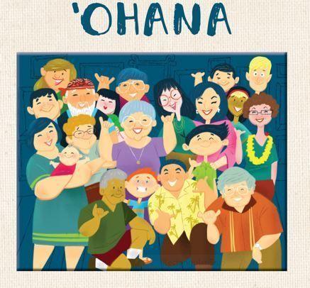 Virtual Ohana Educational Weekend