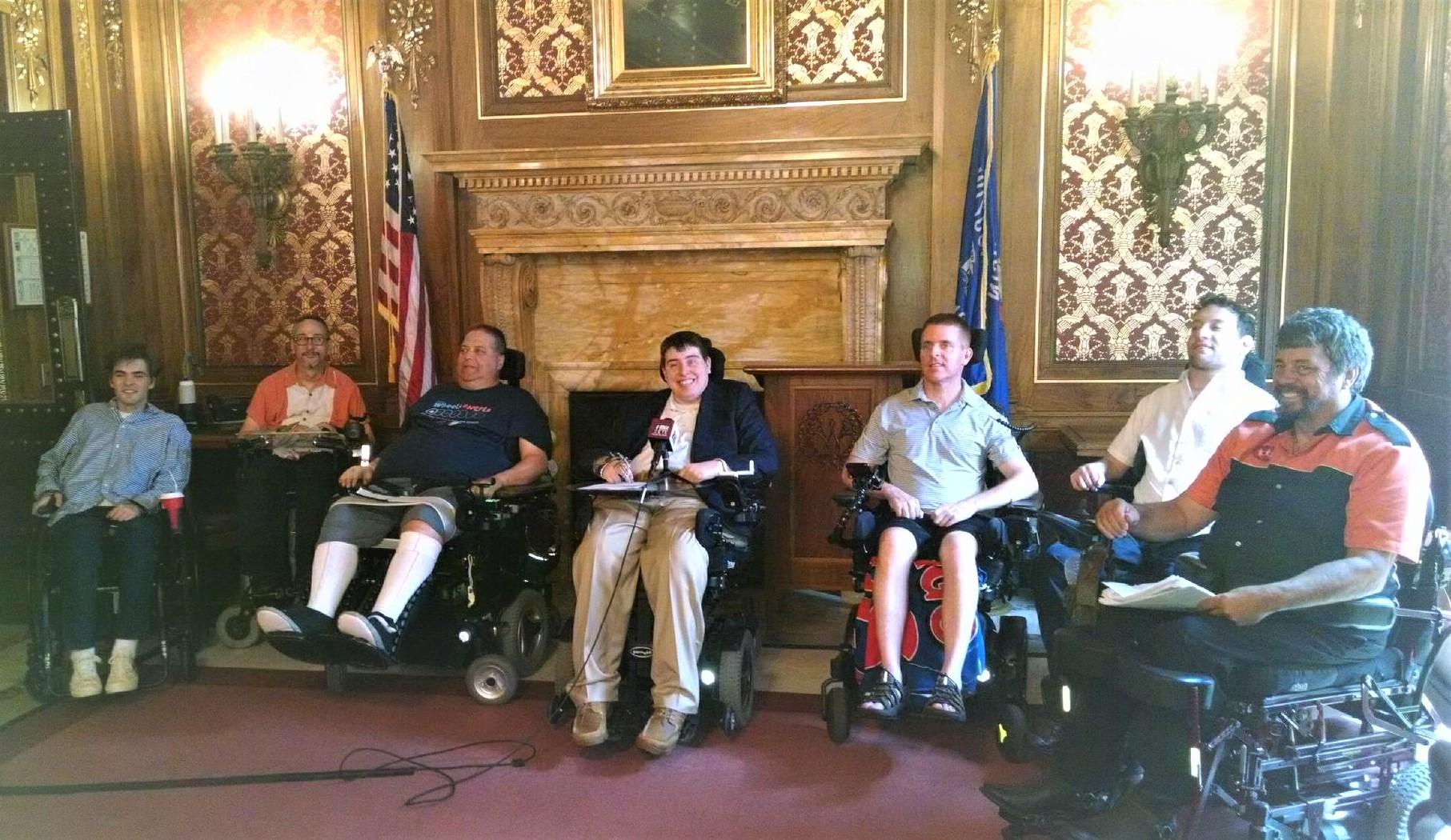 Advisory Board in OH, $10M Wisconsin legislation, $1.5M in SCI grants in MN & more - Cure Advocacy Network (CAN)