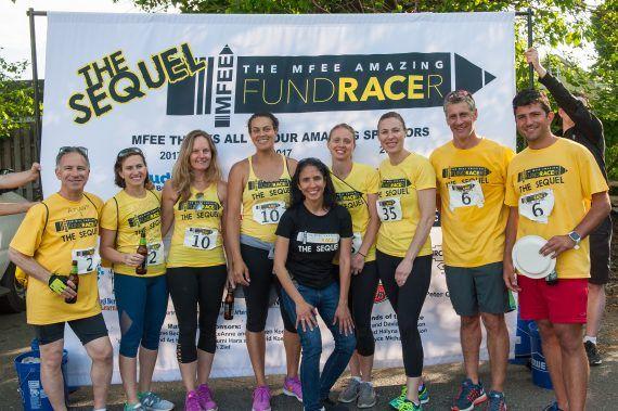 MFEE Amazing Fundracer: The Sequel