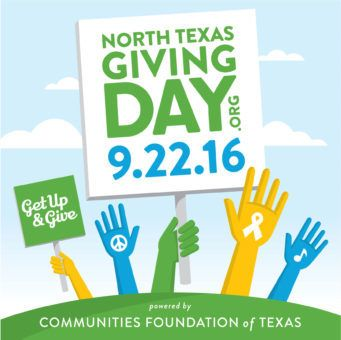 North Texas Giving Day!
