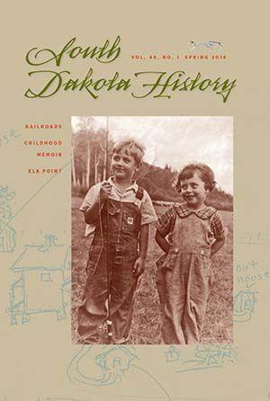 """South Dakota History"" features railroads, childhood memories, Elk Point"