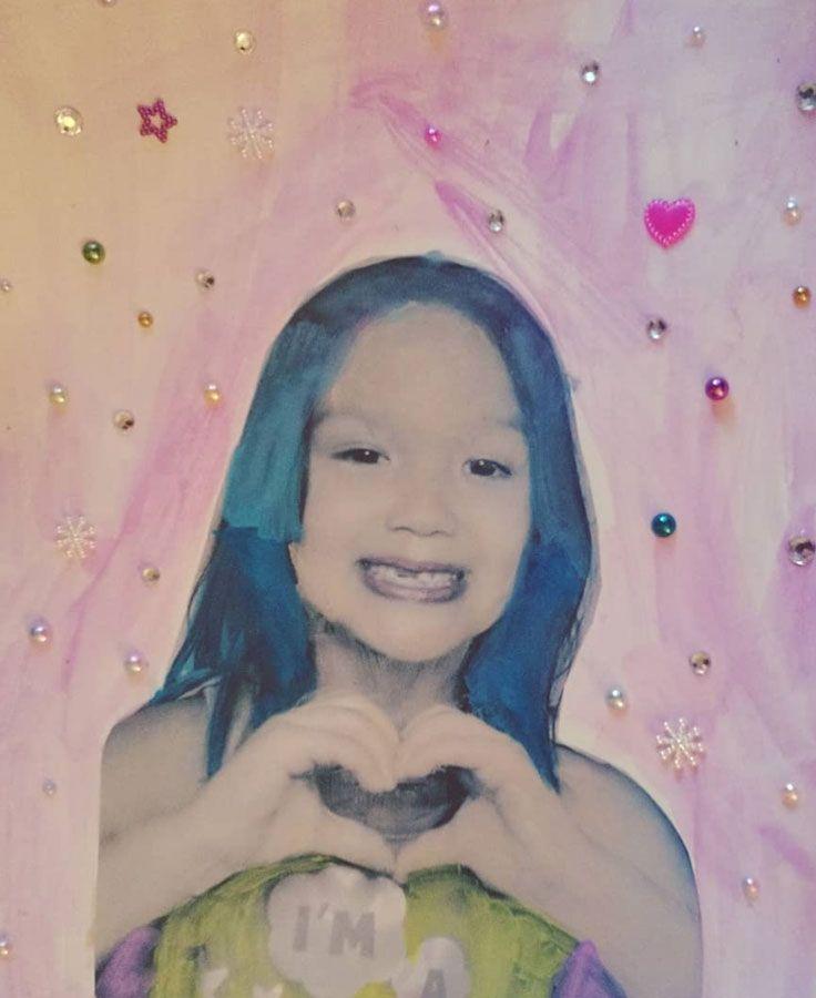 Evren, age 6