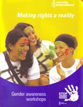 SVAW Activist Toolkit: Making Rights a Reality - Gender Awareness Workshops