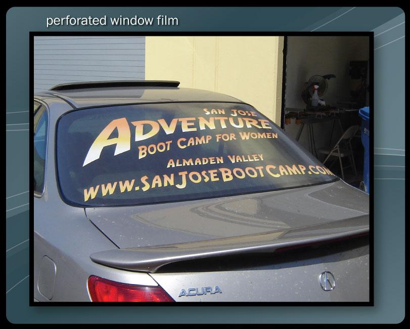 WINDOW PERF