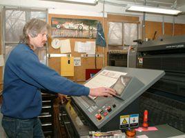Large Offset Printing
