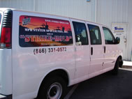 Full Color Vehicle Graphics