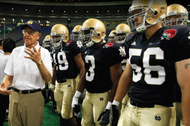 Coach Lou Holtz to Speak at DuPage Retirement Expo