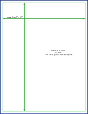 free fax cover page template