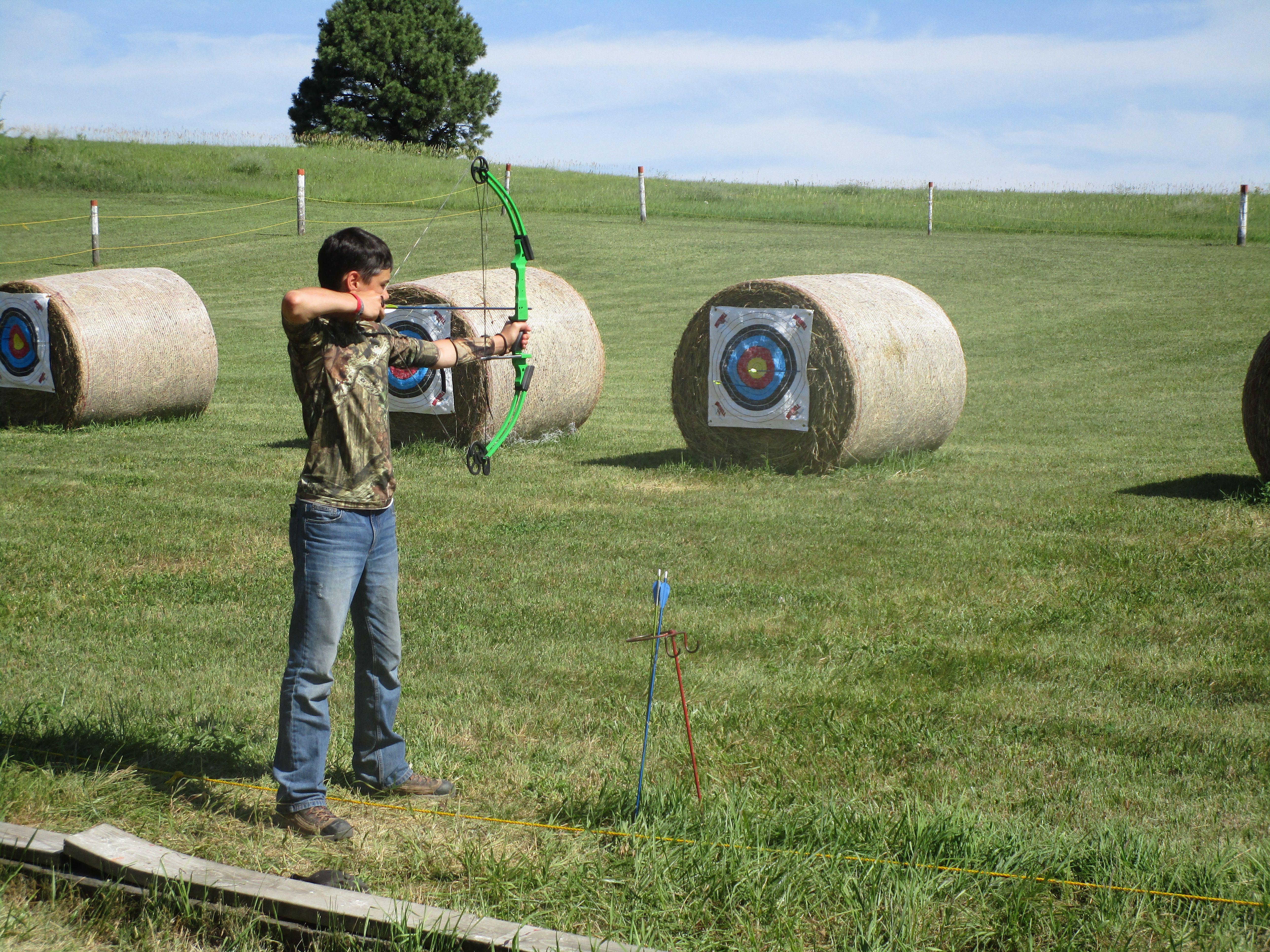 Cub Scout BB Gun/Archery Range Master Training