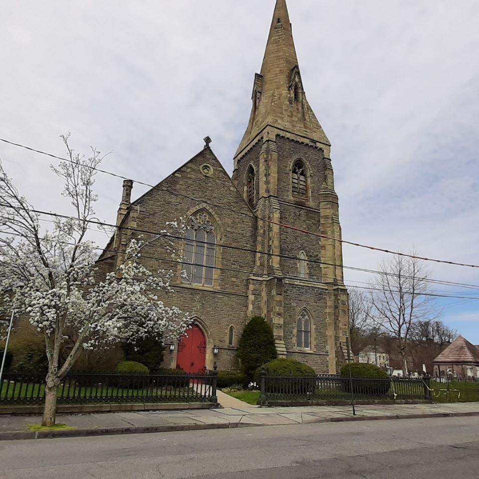 Virtual Walk Stop #13 Calvary Presbyterian Church