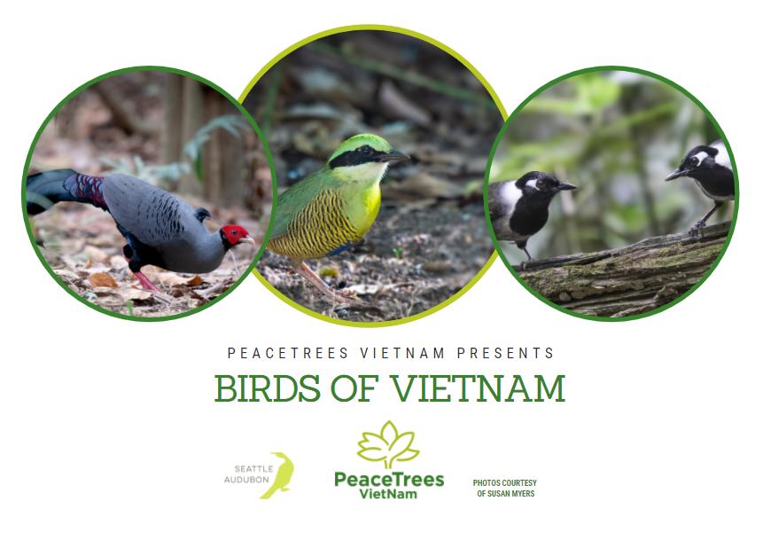 PeaceTrees Presents: Birds of Vietnam