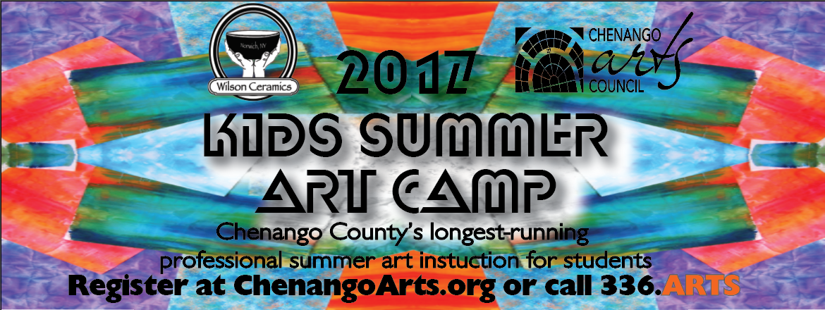 2017 Kids Summer Art Camp