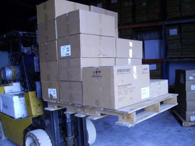 Humanitarian aid for Liberia