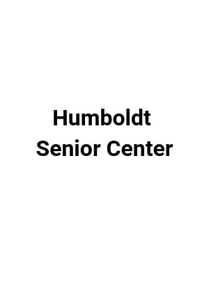 Humboldt Senior Center