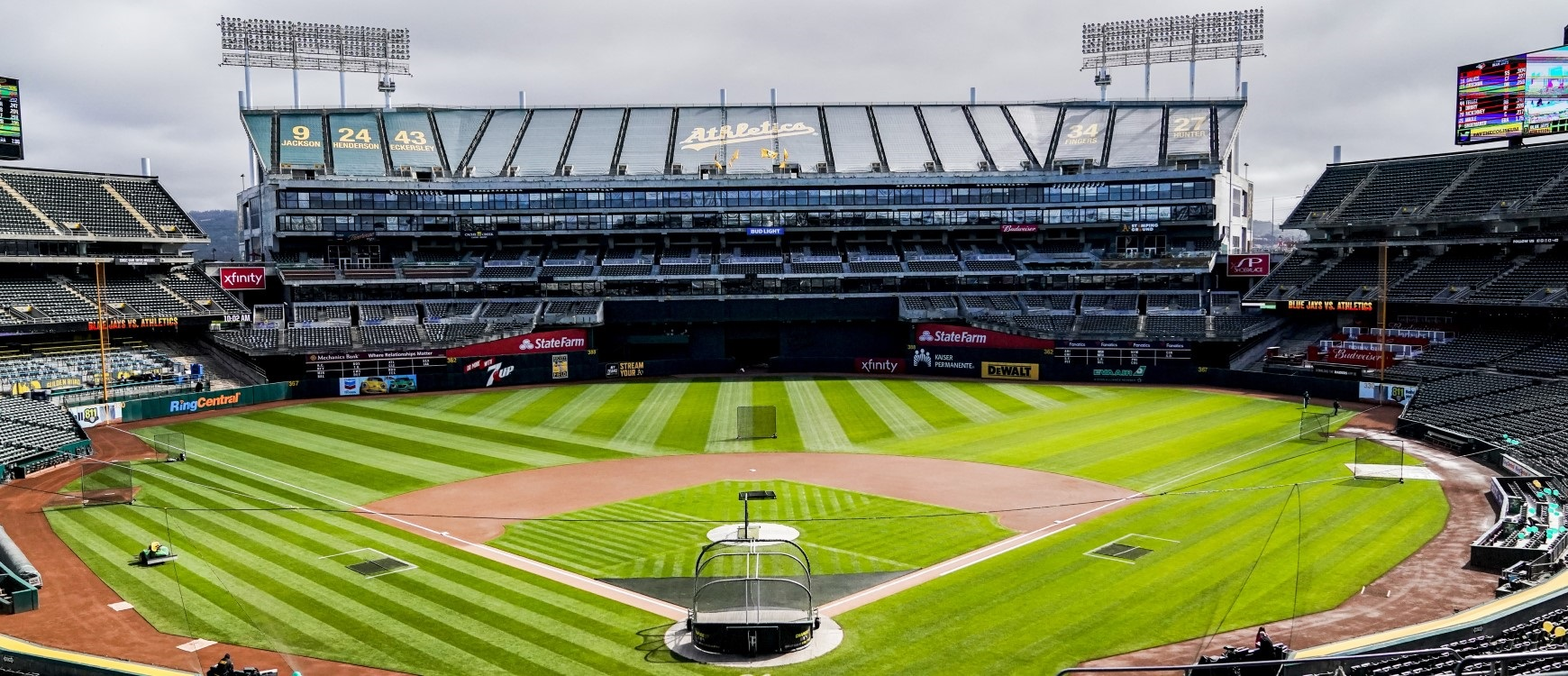 Purchase Oakland A's Tickets!