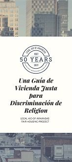 A Fair Housing Guide for Religious Discrimination (Spanish)