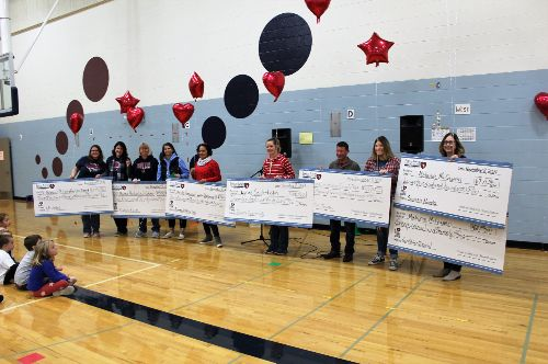 Announcing the 2019 Teacher Excellence Grant Recipients