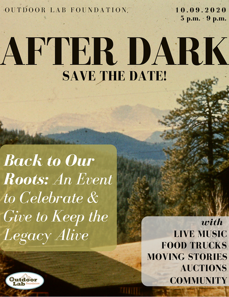 After Dark 2020 Official Postcard