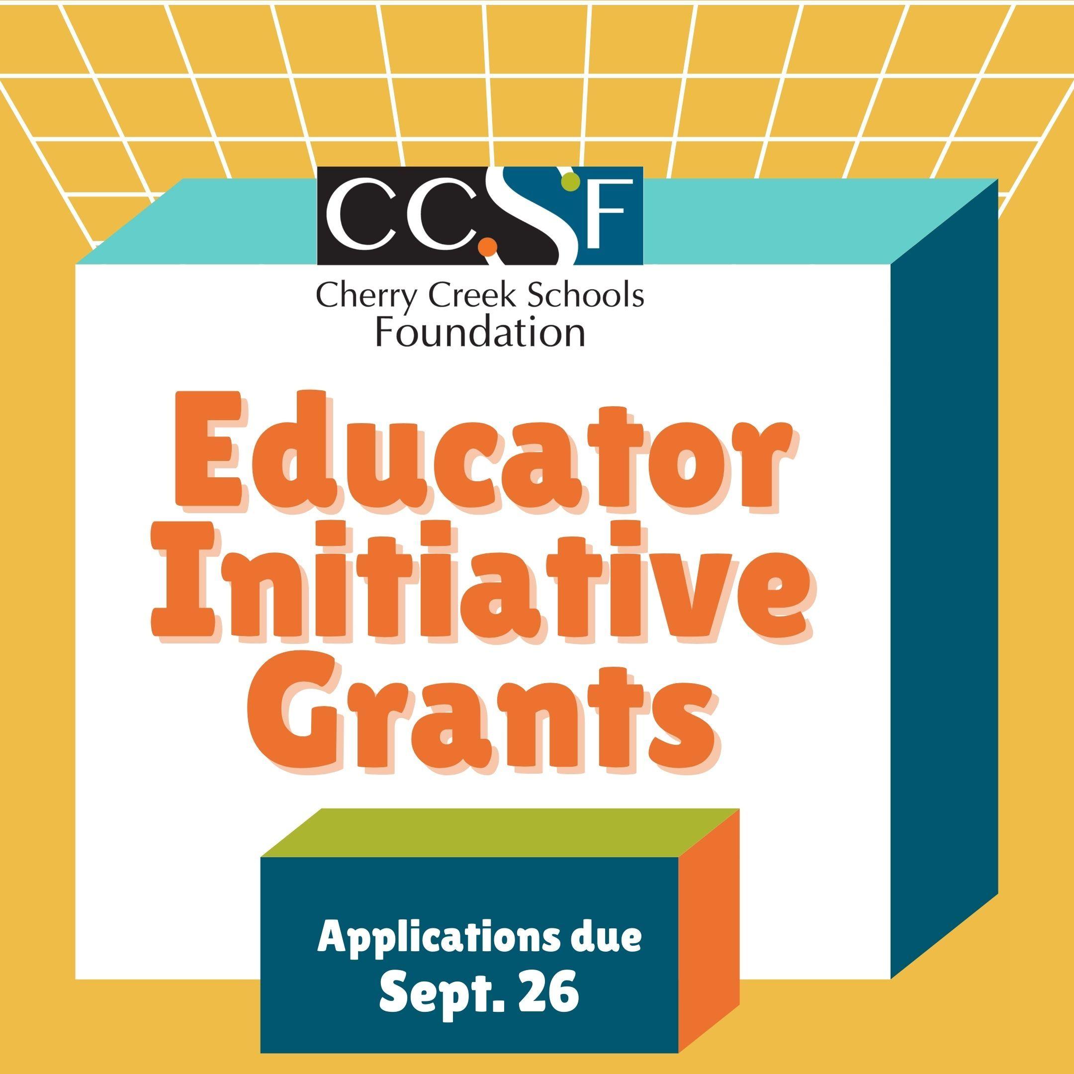 Educator Initiative Grants