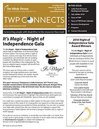 TWP Connects Fall 2018
