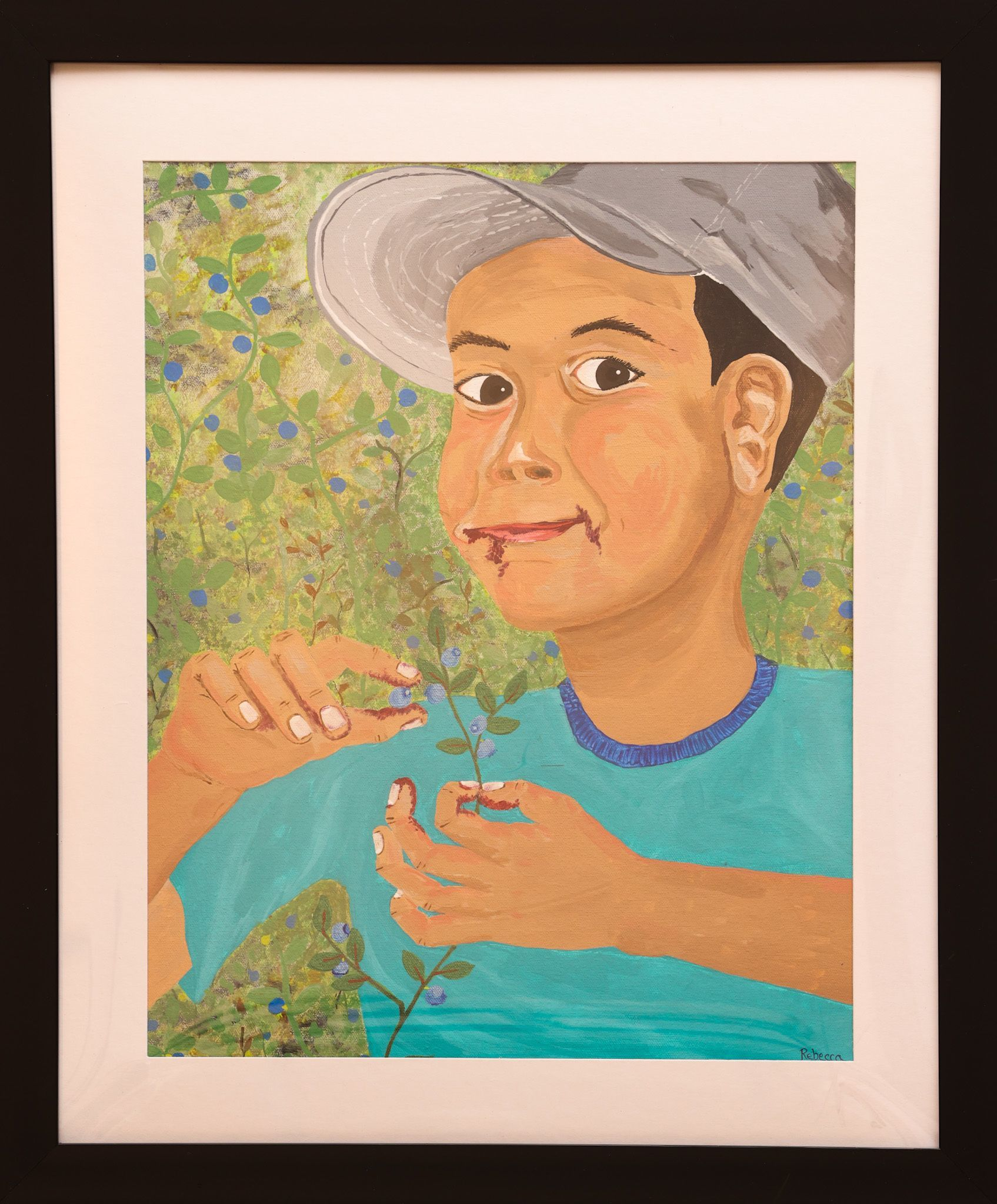 """The Berry Picker"" - Rebecca Mike"