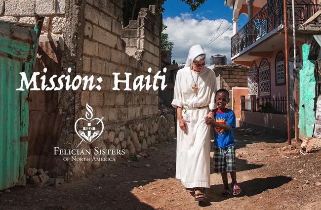 Felician Mission: Haiti Video Update