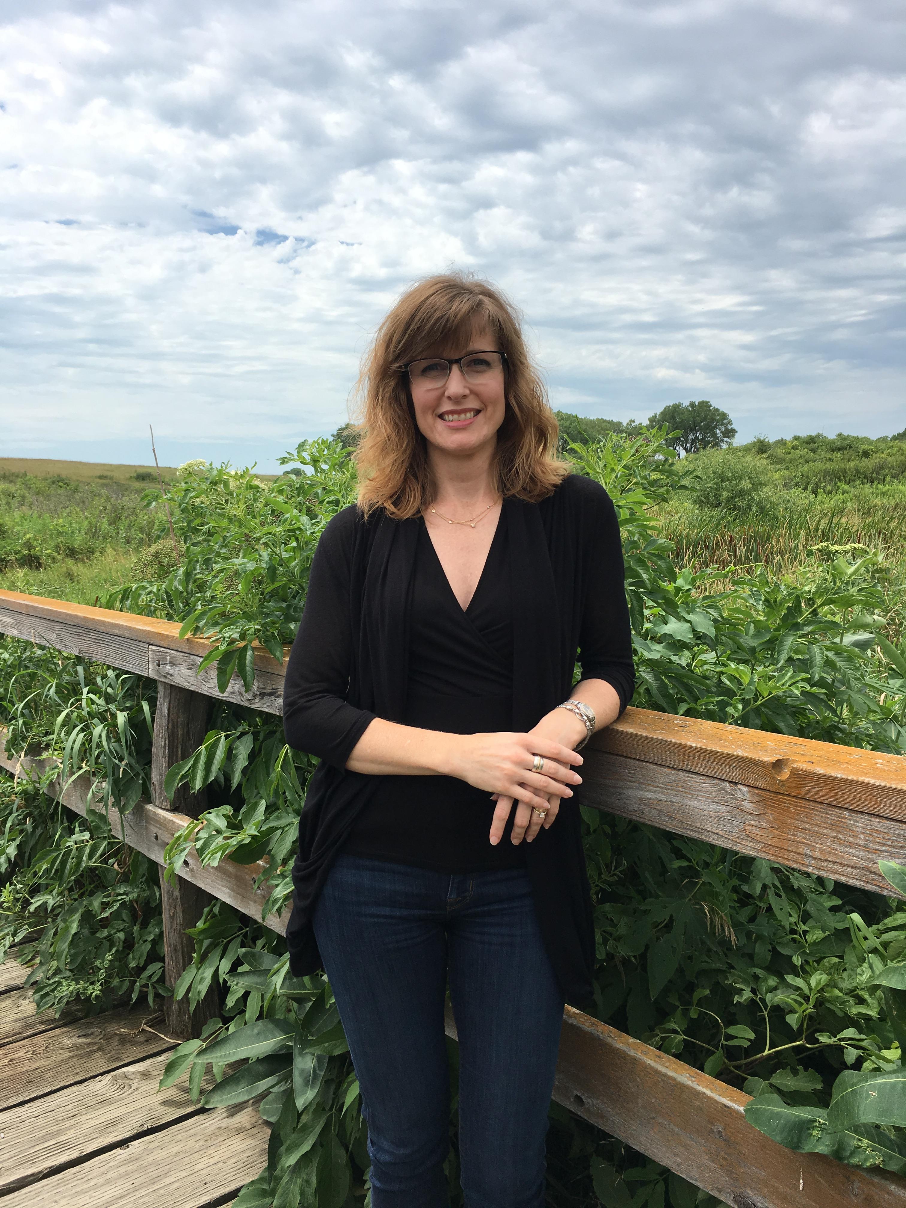 CSF's New Executive Director