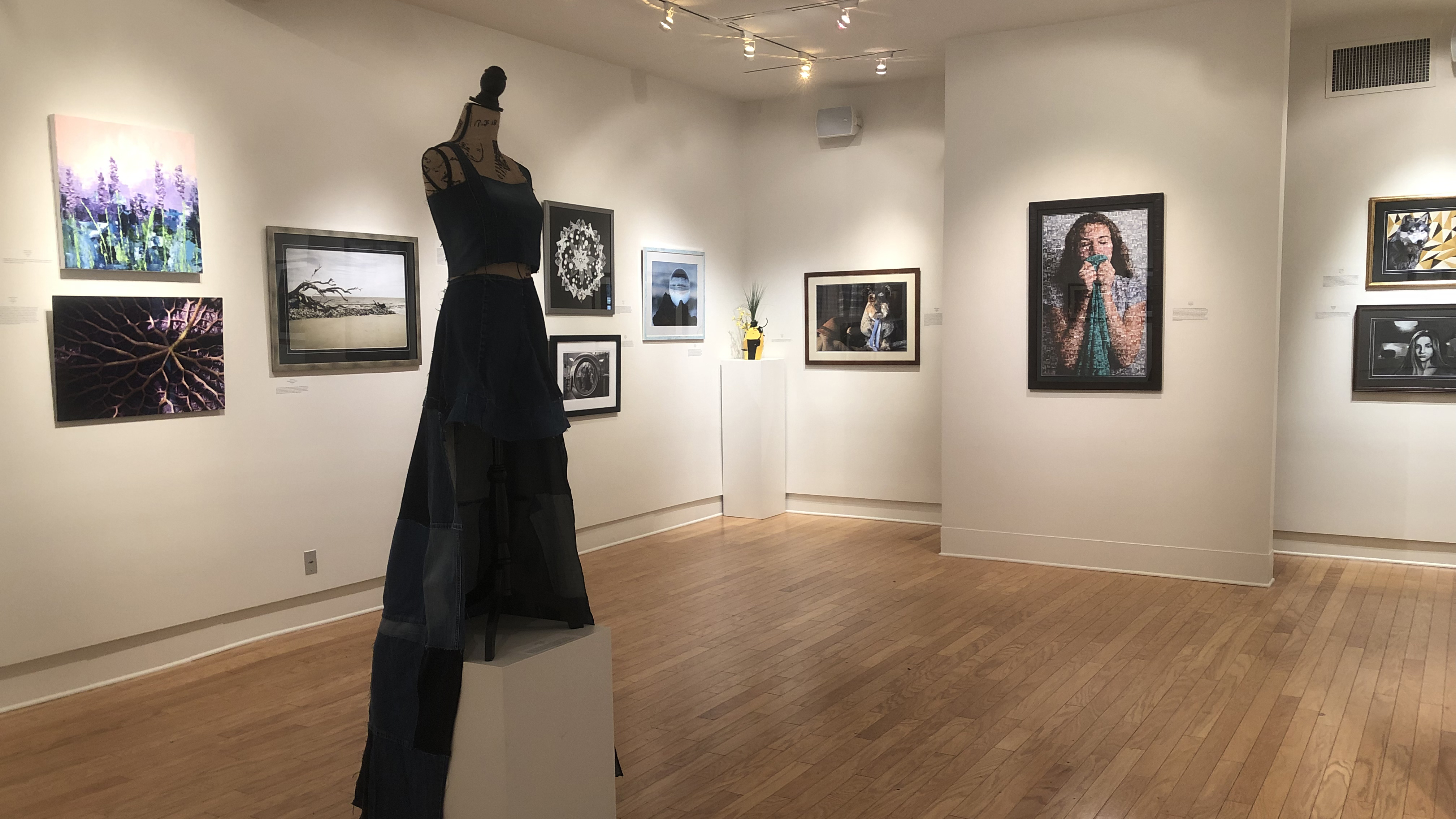 Current Exhibit: Marvin S Cone 33rd Annual High School Juried Art Show