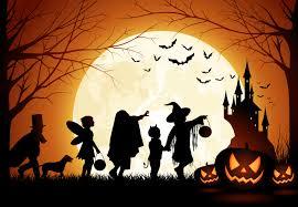 Halloween Scavenger Hunt at Bridle Trails State Park