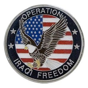 2003: Operation Iraqi Freedom began.