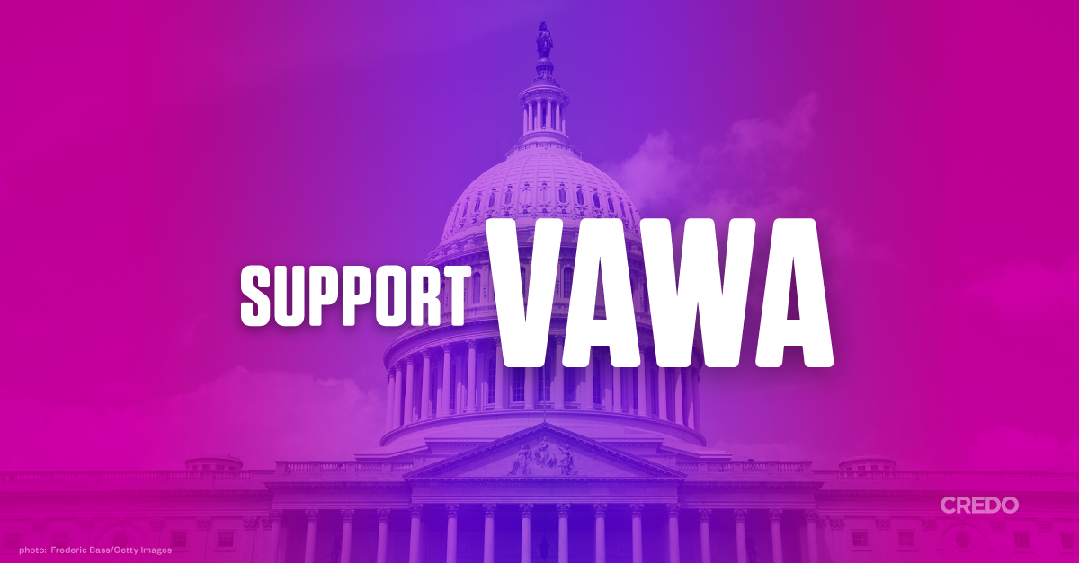 Violence Against Women Act (VAWA) Reauthorization