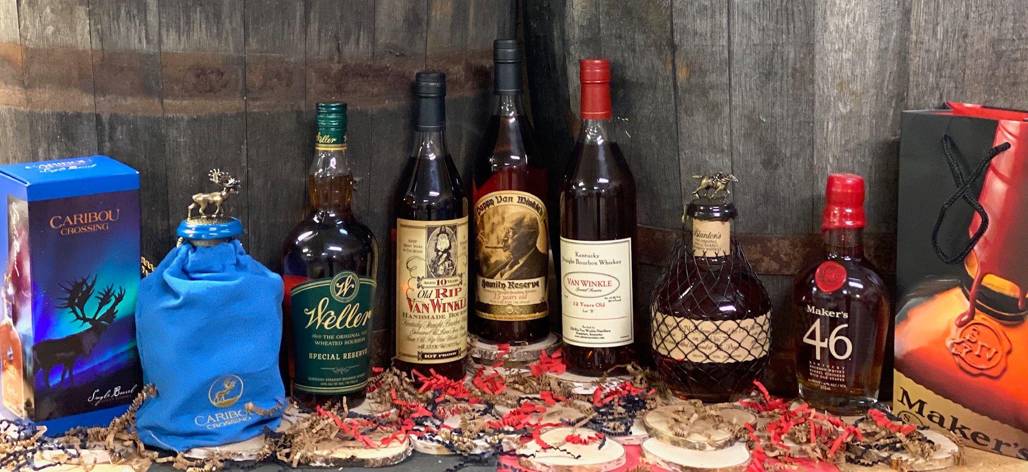 Fathers Day Bourbon Raffle 2020