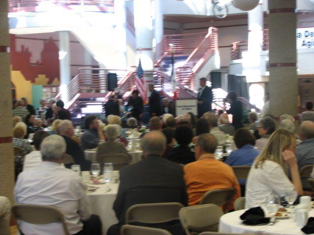 Iowa Centenarians Honored at Luncheon