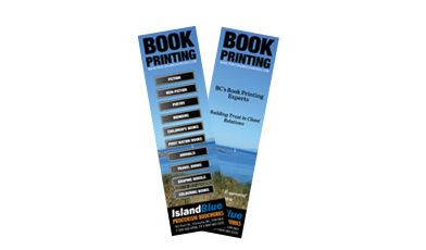 Bookmarks - Better than Business Cards